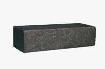 Рваный ложковый черный ДКЛ